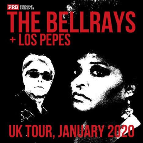 The BellRays + Los Pepes