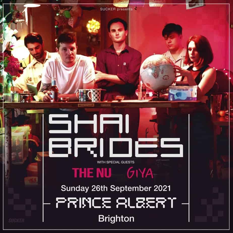 SHAI BRIDES + THE NU + GIYA